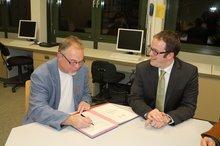 10.12.2014 die Rahmenvereinbarung wird unterzeichnet