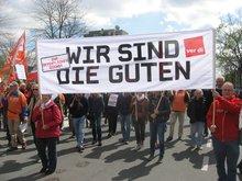 18.4.2015 Demo gegen TTiP in Erlangen