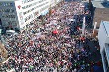 20.3.2012 Nürnberg ganztägiger Streik