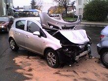 Unfall Werner