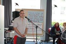 Marcel Fuchs berichtet vom gestrigen bundesweiten Streikdelegiertentreffen in Fulda