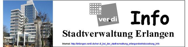 Info von ver.di Erlangen