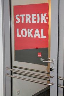 Streiklokal