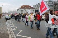 Demo ab Bauhof