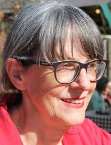 Silvia Beyer unsere Vertrauensperson der Schwerbehinderten