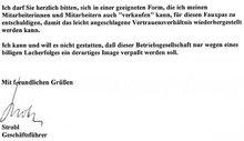 EKV gegen Info 2
