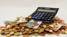 Steuer, taschenrechner